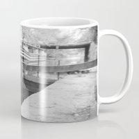 washington dc Mugs featuring Locked - Washington, DC by tflow13