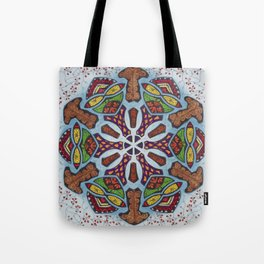 Dreams Mandala - מנדלה חלומות Tote Bag