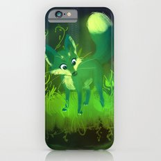 Green Fox iPhone 6s Slim Case