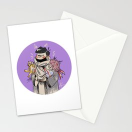 Valentine Ichi Stationery Cards