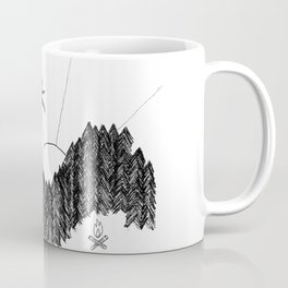Night Jumps Coffee Mug
