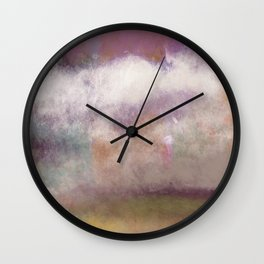 Maybe Now Wall Clock