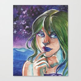 Milkyway Canvas Print