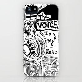 voices  iPhone Case