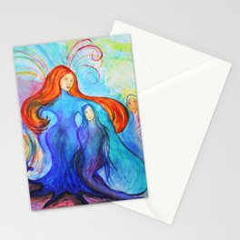 Essence of her Stationery Cards
