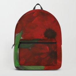 Sleeping In The Garden Backpack
