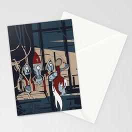 ROBONOMICOM Stationery Cards