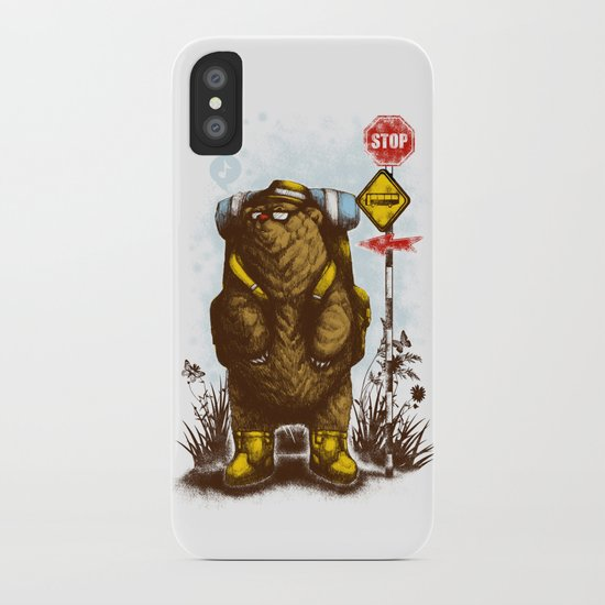 travelling 3.0 iPhone Case