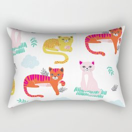 Grumpy Cats Rectangular Pillow