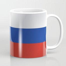 Flag of Russia Coffee Mug
