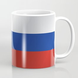 Flag of Russia Coffee Mug