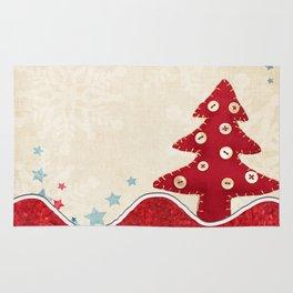 Noël merry christmas 1 Rug
