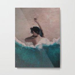 sea bed Metal Print