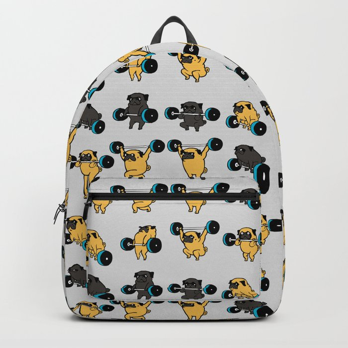 OLYMPIC LIFTING PUGS Backpack
