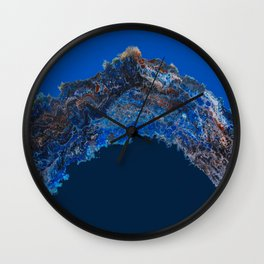 Cool River Wall Clock