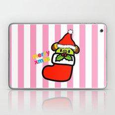 Christmas series  Rin Rin in Xmas sock Laptop & iPad Skin
