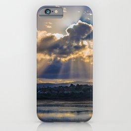 Back Bay Godrays iPhone Case