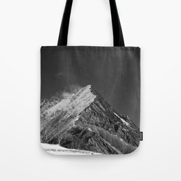 Walking High Tote Bag