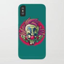 Killer Clown iPhone Case