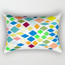 old vintage party style   (A7 B0066) Rectangular Pillow