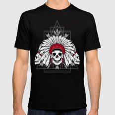 Southern Death Cult Mens Fitted Tee MEDIUM Black