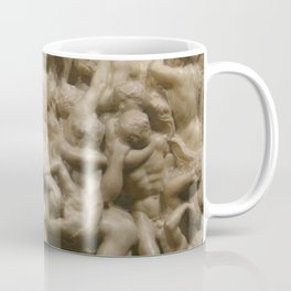 "Michelangelo ""Battle of the Centaurs"" Coffee Mug"
