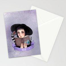 I Myself, Am Strange & Unusual Stationery Cards