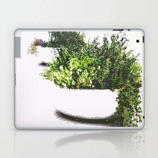 Garden plant Laptop & iPad Skin