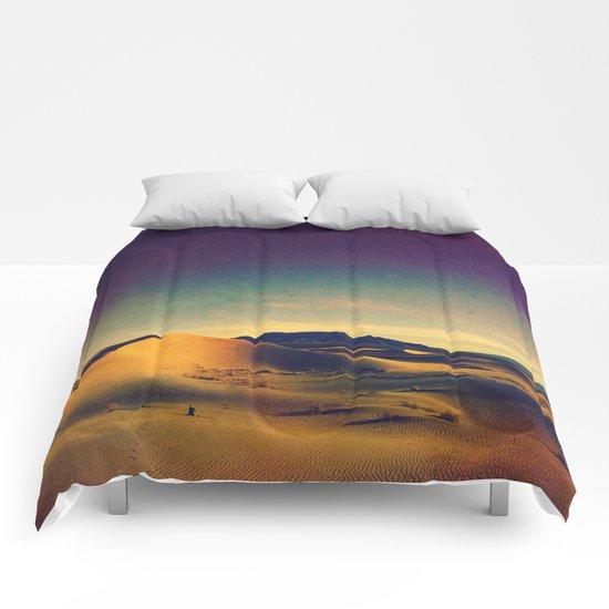 Isaac. Comforters