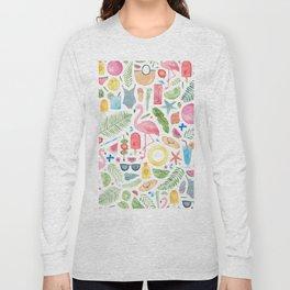 Sumer Fun Long Sleeve T-shirt