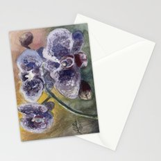 Orchid Morning Stationery Cards