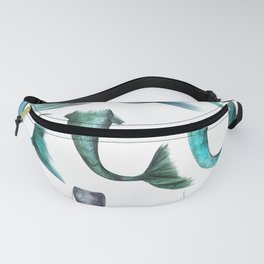 Mermaid Tails Fanny Pack