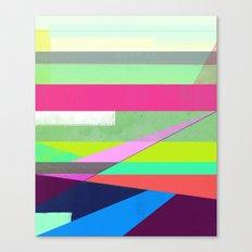 Color Field Canvas Print