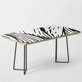 woodcut Coffee Table