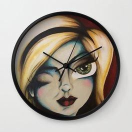 Sabrina Wall Clock
