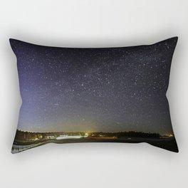 Seawall Stars Rectangular Pillow