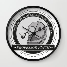 Official Seal Wall Clock