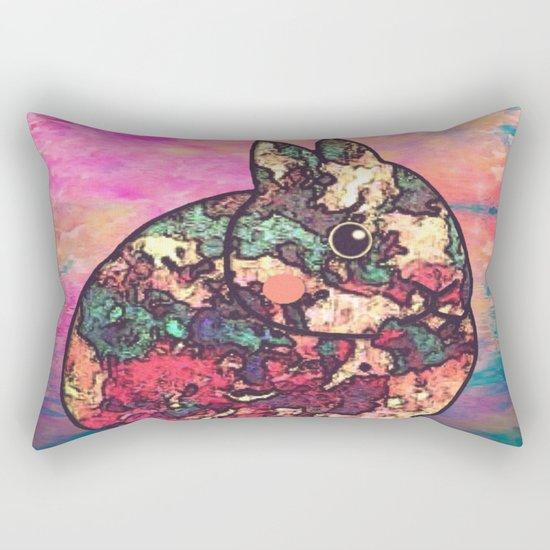 rabbit-73 Rectangular Pillow