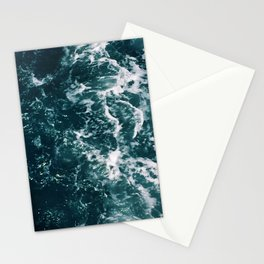 Turbulent Waters Stationery Cards