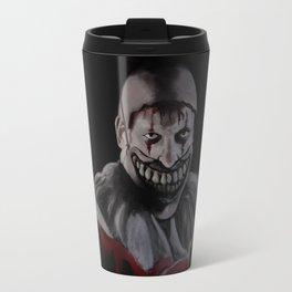 Twisty the Clown - iPad painting Travel Mug