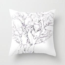 Edward Throw Pillow