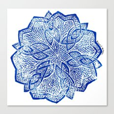 knitwork iii Canvas Print