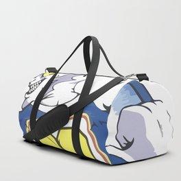 Beast Hockey Logo #99 Duffle Bag
