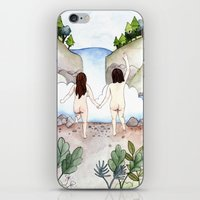 freedom iPhone & iPod Skins featuring Freedom! by Brooke Weeber
