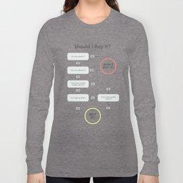 Should I buy it? Long Sleeve T-shirt