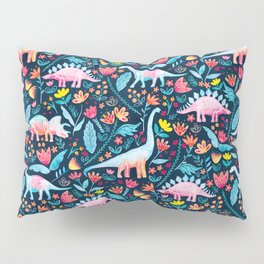 Dinosaur Delight Pillow Sham