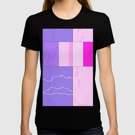 Squares combined no. 10 T-shirt