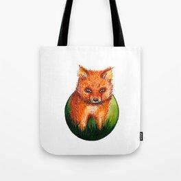 Foxy #1 Tote Bag