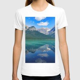 Landscape Panorama (Mountains & Water) T-shirt