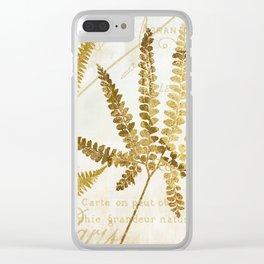 Golda II Clear iPhone Case